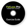 fatloss pro exercise dvd instructions exercise routine, vibration plates, training dvd,